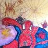 2005-The-7-Spiders-of-Spiderman-150x150-Gemengde-Technieken-op-doek