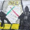 2006-star-wars-the-end-65x50-gemengde-technieken-op-papier