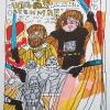 2009-Starwars-Attack-of-the-Clones-30x42-Viltstift-op-Papier