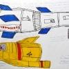 Thunderbird-1-en-4-42x30-Viltstift-op-Papier