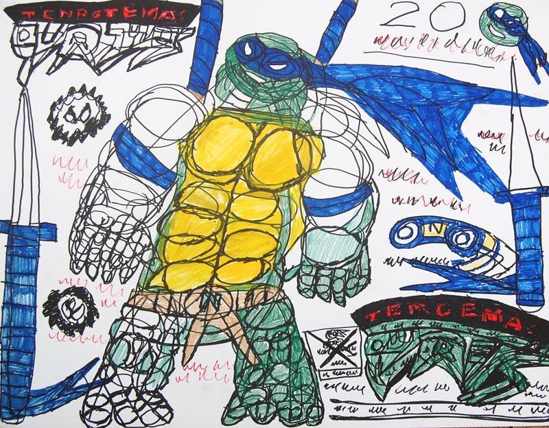 Turtles-Ninja-Turtle-Leonardo