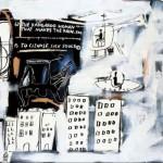 Werk van Jean Michel Basquiat